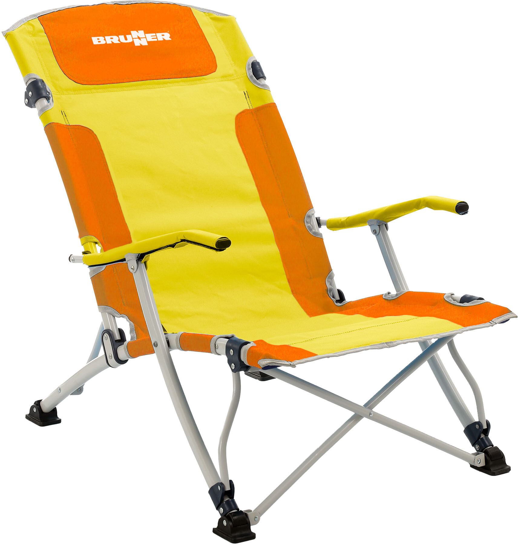 Brunner Bula XL Chair Orange Yellow At Addnature